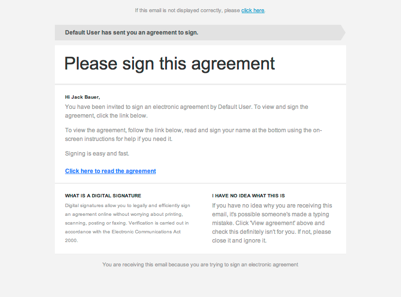 How Do I Sign An Agreement Signtick Support